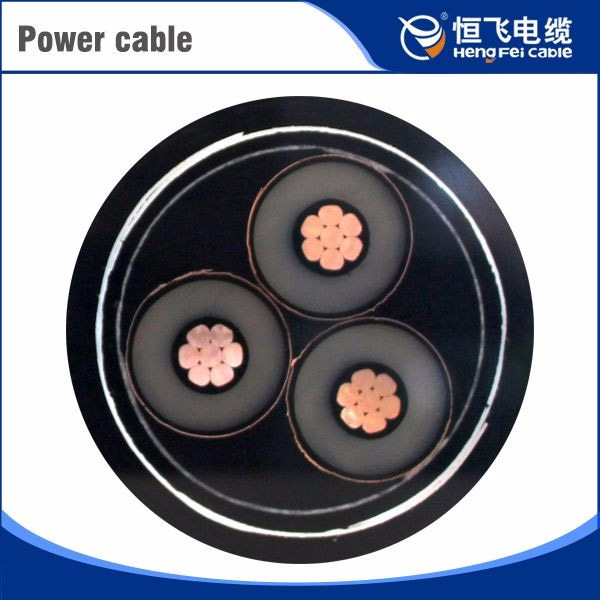 PVC Insulated PVC Sheathed Steel Tape Armored Power Cable