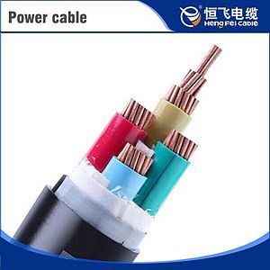 8.7/15KV XLPE Insulation STA armoured Power Cable