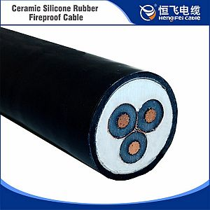 Silicone Rubber Insulated Flexible Cable