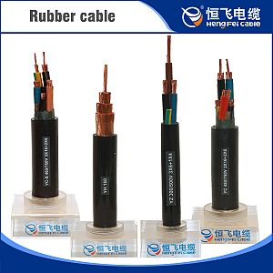 2017 Trending Products 3g 1.0mm H05rn-f Silicone Rubber Cable