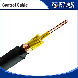 PVC Insulated Copper Tape Shield Control Cable