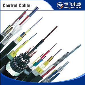Copper Core XLPE Insulation Control Flexible Cable
