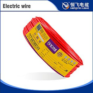 IEC60227 BV/BLV/BVR/BLVV Electric Wire and Housing Wire