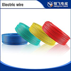 PVC Insulated Electric Wire and Housing Wire