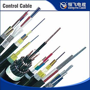 XLPE Insulated Cross-linked Polyolefin Sheathed Marine Control Cable