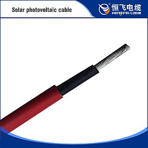 2.5mm/4.0mm/6.0mm solar photovoltaic cable