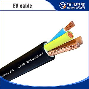 Top Level CQC/DEKRA approved EV cables