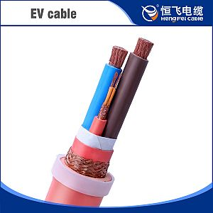 Popular Professional 25mm2 EV cables