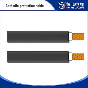 Top Quality Copper core #6 awg hmwpe cable