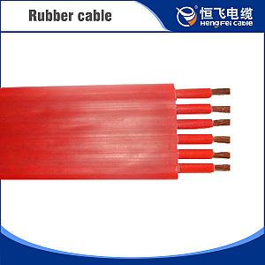 PTFE Belt Sheath Militaty Special Cable