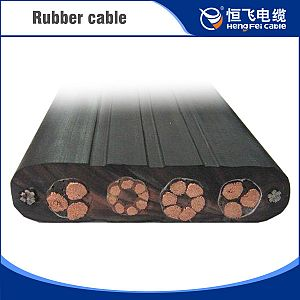 Neoprene Composite Insulation Sliver Plated Copper Militaty Special Cable