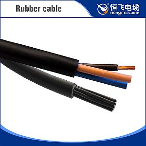 Neoprene Composite Insulation ultralight Militaty Special Cable