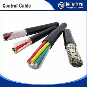 EPR Insulated Neoprene Sheathed Control Cable for Oil Platform