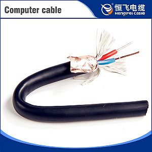 PVC Sheathed Flexible Computer Cable