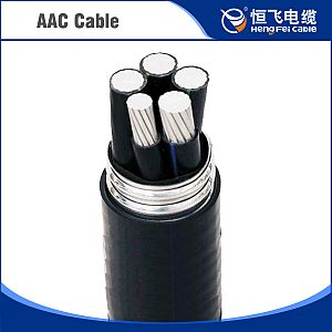 BS Standard AAC Overhead bare Conductor cable for Overhead Use