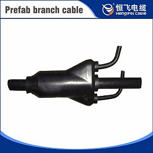 PVC Insulated PVC Sheathed Prefab Branch Cable