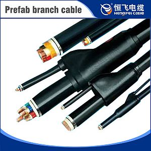 Copper Conductor Prefabricated Branch Cable