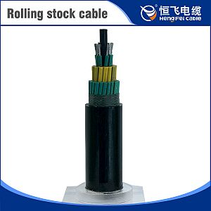 Signal and Control for Rolling Stock Cable