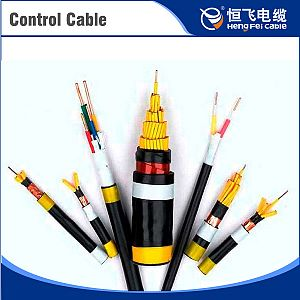 Electric Cable for Halogen Free, Low Smoke, Flame Retardant Plastic/ PVC Insulated Power Cable / Hfls