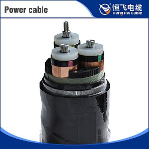 10kV XLPE Insulated PVC Sheathed Power Cable