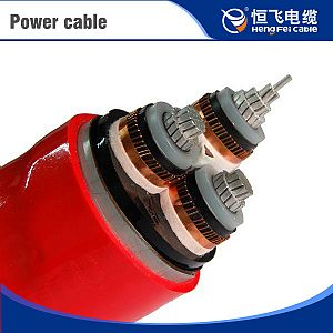 4 Cores Armoured Power Cable