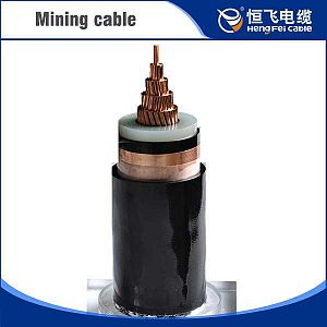 Mining power cable