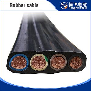 Copper Tape Wrapping Shield Military Special Cable