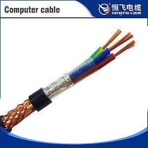 Fashion Promotional power switch computer cable