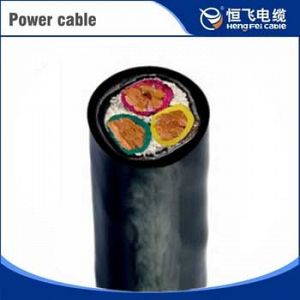 XLPE Insulated PVC jacket electrical wire