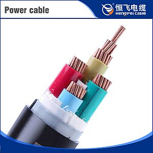 High Voltage XLPE Insulated Power Cable