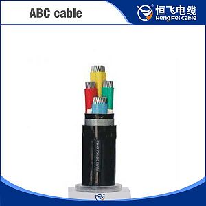 Copper Wire Screen Power Cable